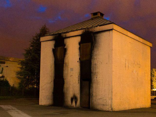Maison à Strasbourg Rotonde  - ''L'Habitable inhabité'' par Guillaume Romero