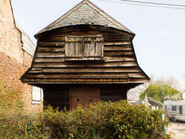 Une maison en bois  - ''L'Habitable inhabité'' par Guillaume Romero