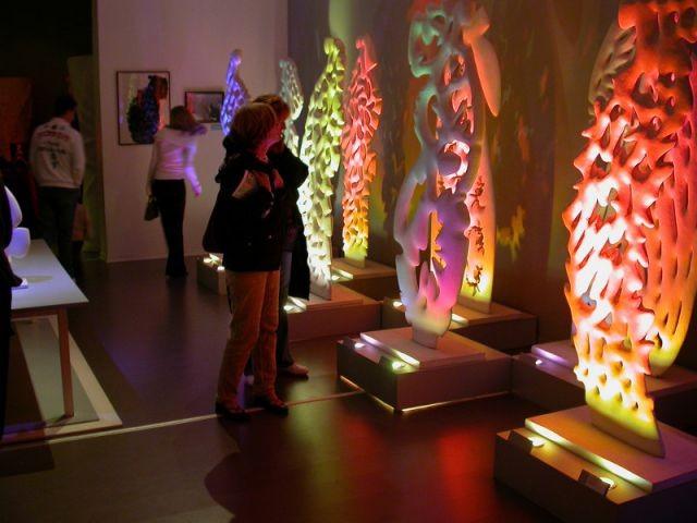 Muséophages, des lycéens revisitent les œuvres d'un musée d'art - 10e Nuit européenne des musées
