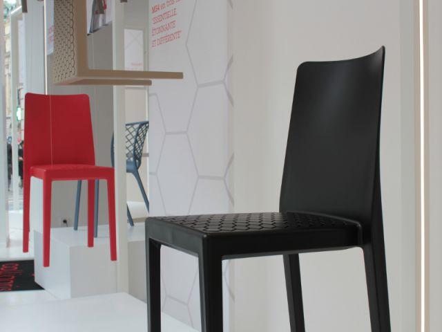Calligaris et sa chaise élastique - Designer's Days 2014