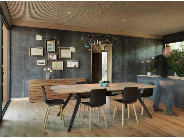 pop up une maison passive mont e en 4 jours. Black Bedroom Furniture Sets. Home Design Ideas