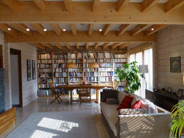 Idées reçues sur le bois - Maison bois Moret sur loing