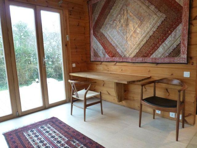 Pierre et bois - Maison bois Moret sur loing