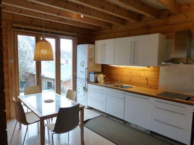 Qualités intrinsèques du bois massif - Maison bois Moret sur loing