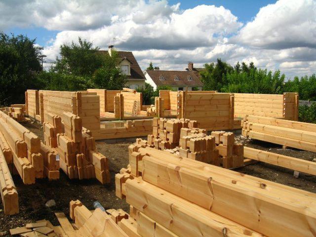 maison bois moret sur loing