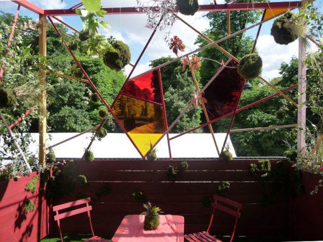 """""""Allume la couleur"""" - Jardins, jardin 2014"""