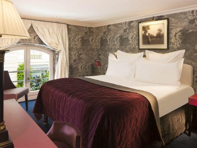 H tel bourgogne et montana le luxe et la confidentialit for Hotel design bourgogne