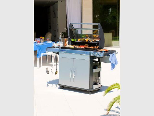 Barbecue au lave vaisselle