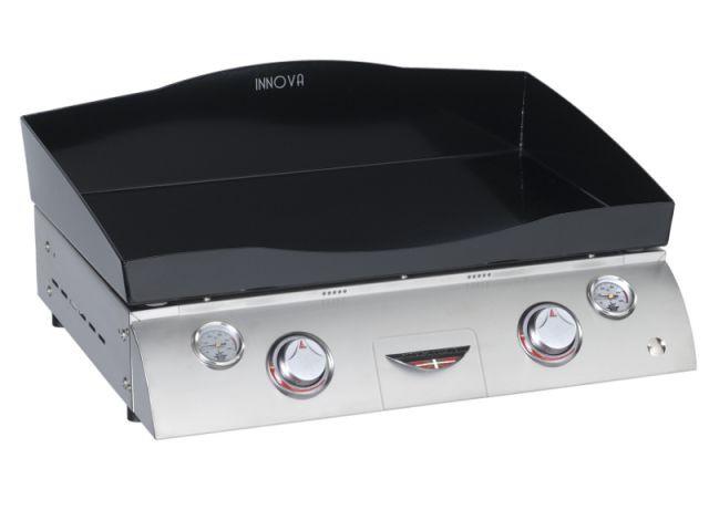 Une plancha avec thermostat intégré - Dix barbecues originaux et innovants
