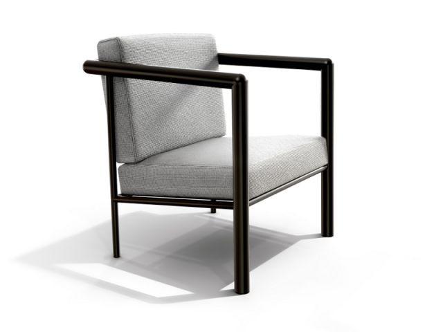 La réédition du fauteuil de Robert Mallet-Stevens