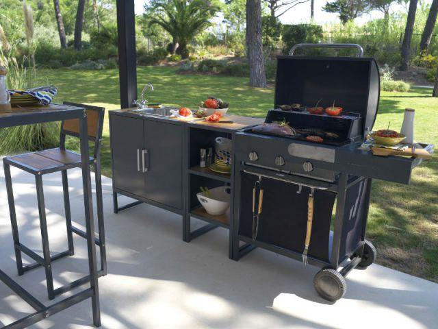 Une cuisine d'été à composer - Cuisine d'été