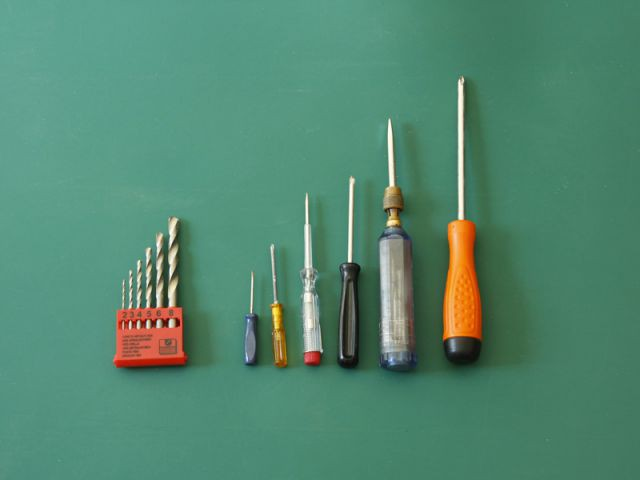 Créer un rangement malin avec un tuyau
