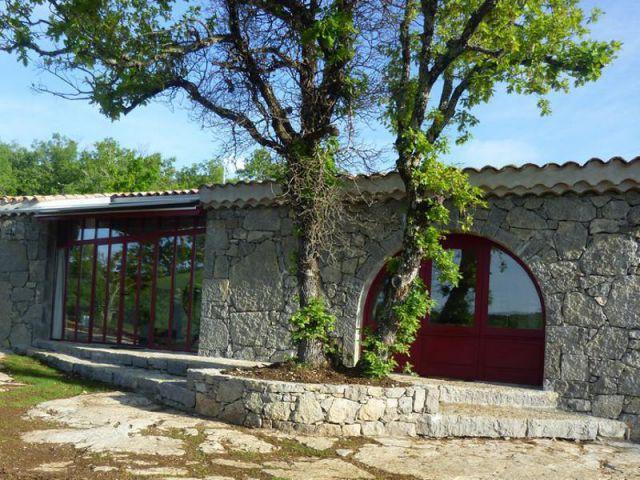 Une architecture dans la tradition provençale  - Maison Caldium