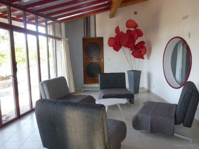 Un intérieur contemporain - Maison Caldium