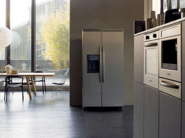 Un réfrigérateur à l'américaine - Des réfrigérateurs performants et innovants