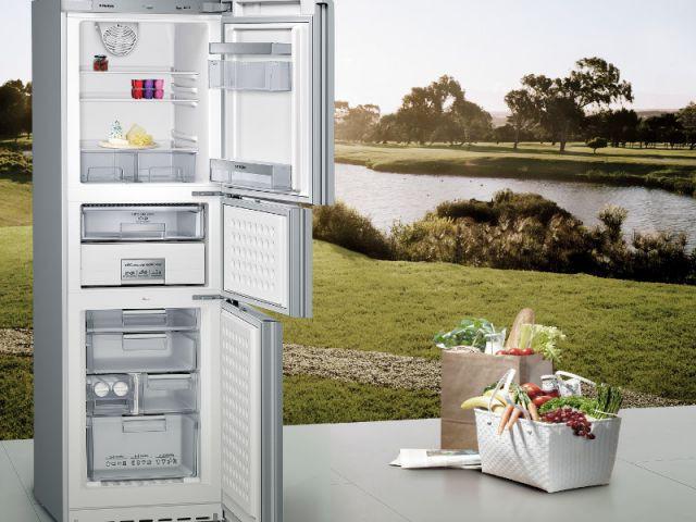 Un réfrigérateur avec compartiment sous vide - Des réfrigérateurs performants et innovants
