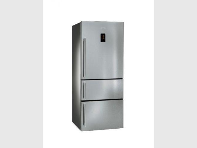Un réfrigérateur avec tiroirs - Des réfrigérateurs performants et innovants