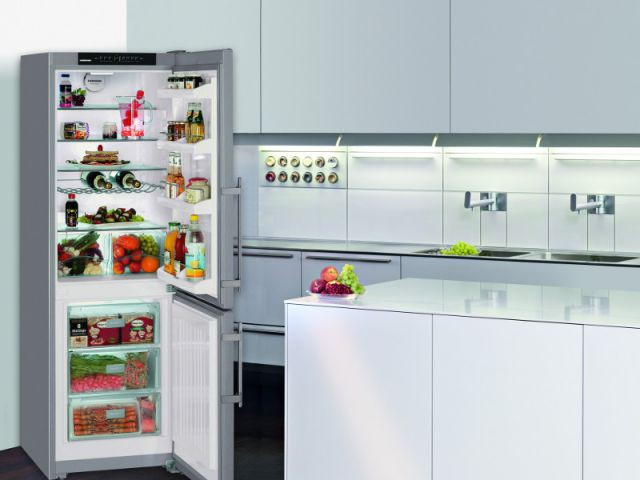 Un réfrigérateur avec zones de froid indépendantes  - Des réfrigérateurs performants et innovants