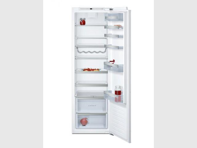 Un réfrigérateur 100 % modulable  - Des réfrigérateurs performants et innovants
