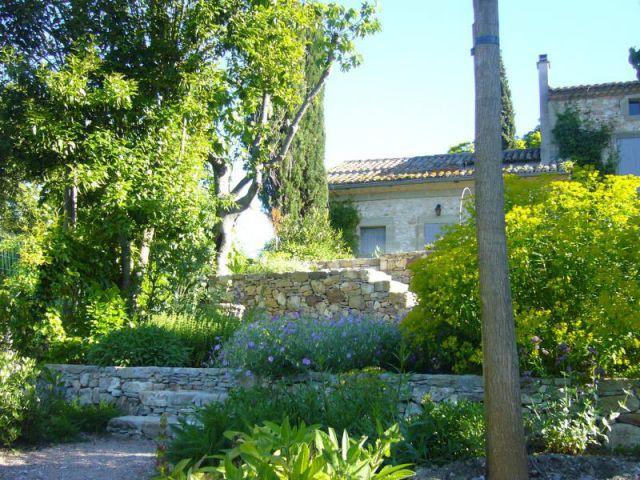 Jardin privé saint Victor des Oules