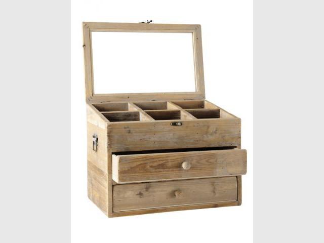 Un meuble de rangement polyvalent - Les accessoires de rangement pour le déménagement