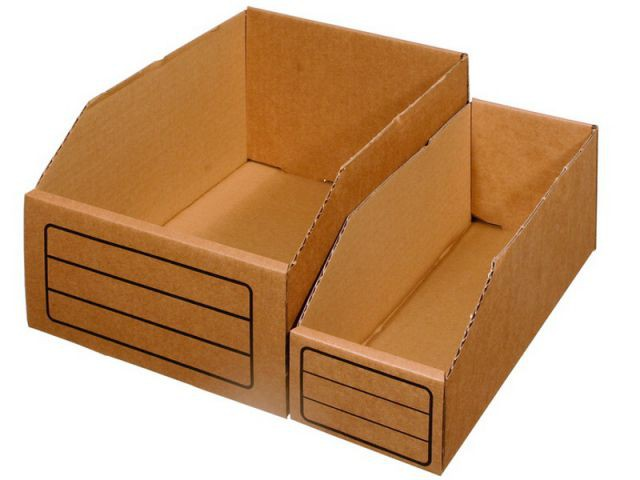 Le carton aéré pour un déballage ludique et efficace  - Les accessoires de rangement pour le déménagement