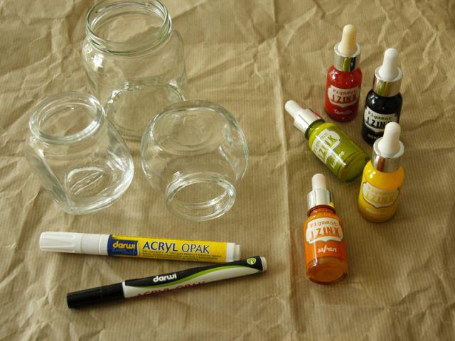 Réaliser des bocaux fruités : le matériel - Tutoriel redonner vie à des objets inutiles