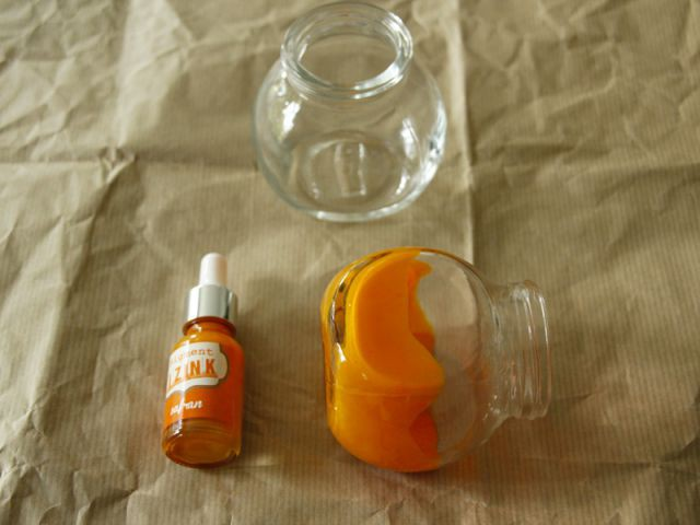 Peindre l'intérieur des bocaux - 2 - Tutoriel redonner vie à des objets inutiles