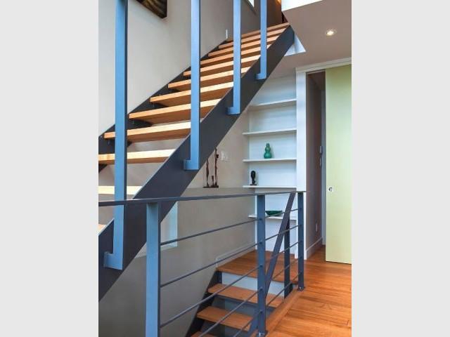 Escaliers - Maison Messines