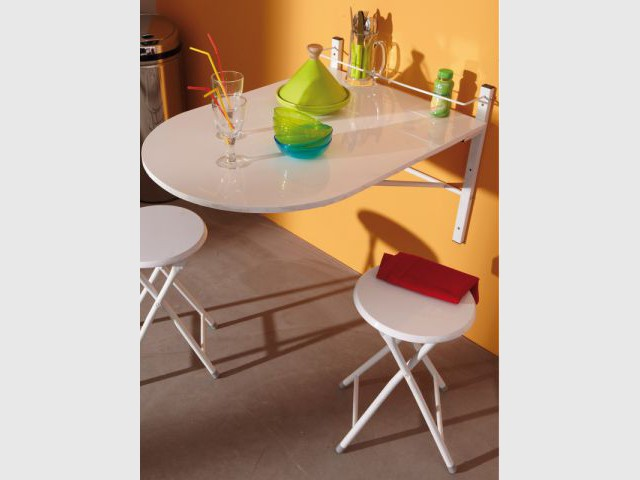 Table pliable Snow