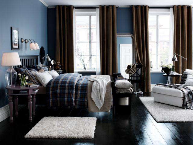 Chambre avec tapis