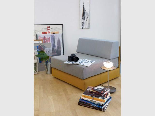 Un espace lecture détendu et créatif - Aménagements créatifs et pratiques pour hommes