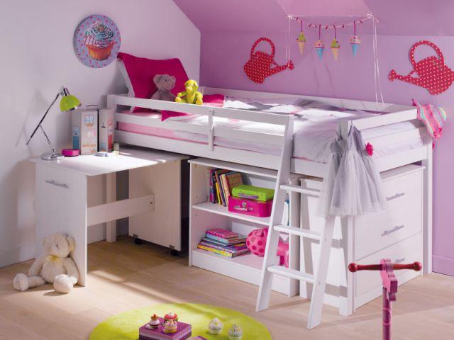 Une chambre qui favorise son autonomie - Chambre d'enfant