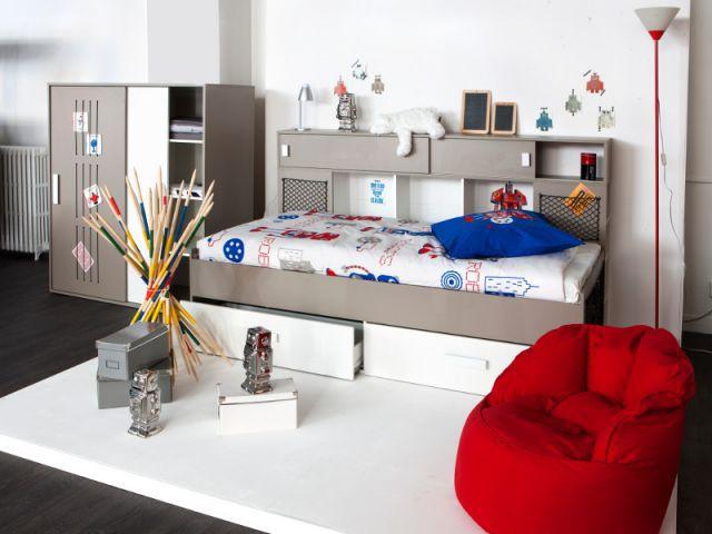 Un lit adapté pour favoriser son développement   - Chambre d'enfant