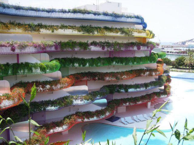 Les Boas, un programme immobilier à Ibiza - Les boas