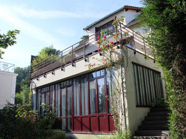 Le respect de l'esprit d'origine de la maison - Une maison ouvrière s'offre une extension vintage
