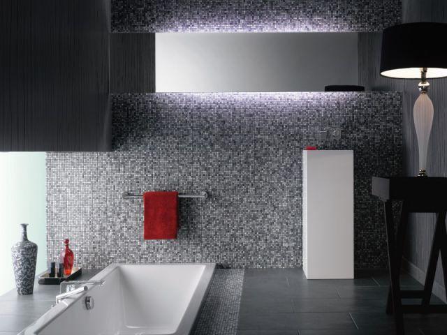 Des joints décoratifs pour des carrelages étincelants - Salle de bain à petit prix