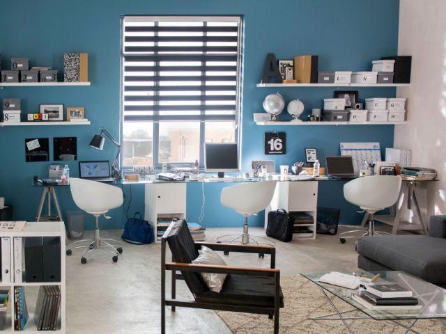 Un maxi bureau pour travailler à plusieurs - Bureau