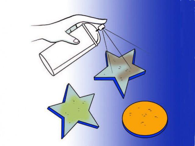 Bricoler avec les enfants : peindre les étoiles - Manuel des petits et grands décorateurs, Editions Eyrolles