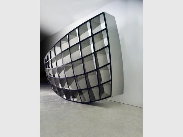 Le design-art de Ron Arad - Exposition Artcurial