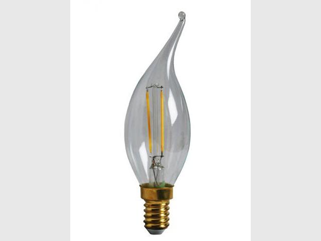 Filament LED : une faible consommation et une durée de vie de 25 ans - Saga Girard-Sudron