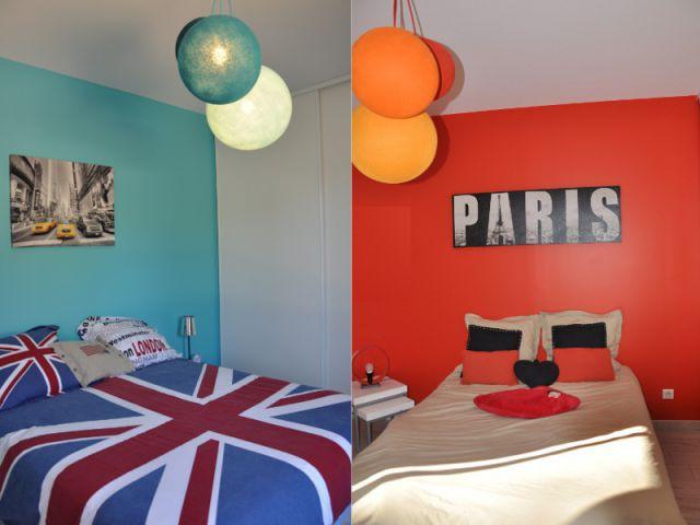 Des chambres comme des suites - Maison contemporaine à Mâcon