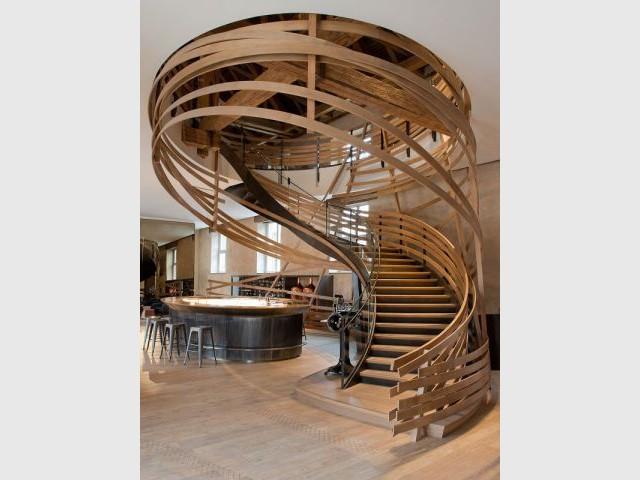 Aménagements intérieurs - Prix national construction bois