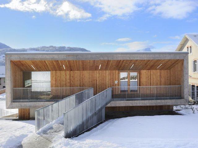 Equipements publics & bâtiments tertiaires - Prix national construction bois