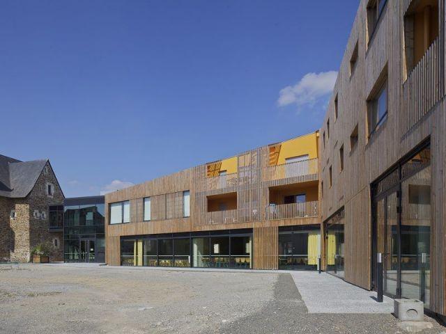 Logements collectifs ou groupés - Prix national construction bois