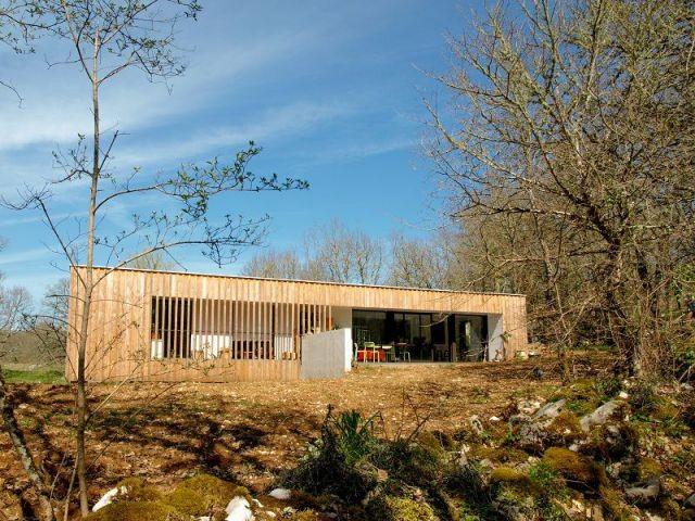 Logements individuels de -120 m² - Prix national construction bois