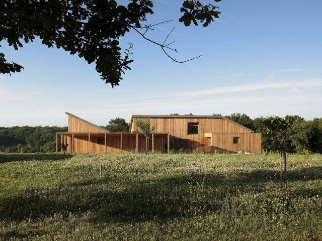 Logements individuels de +120 m² - Prix national construction bois