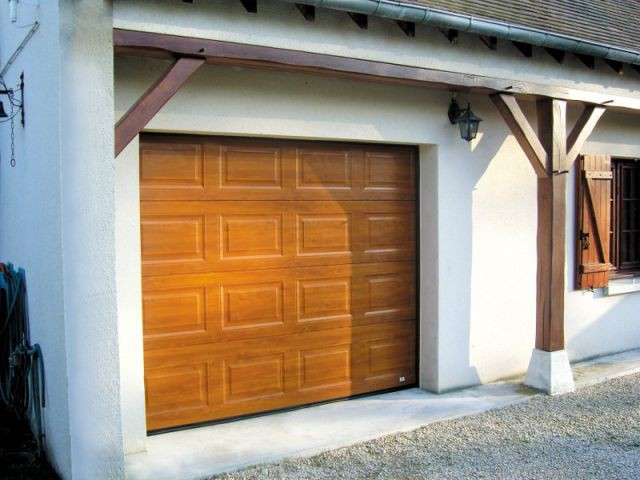 Des portes de garage fonctionnelles et design pour for Porte and integrati