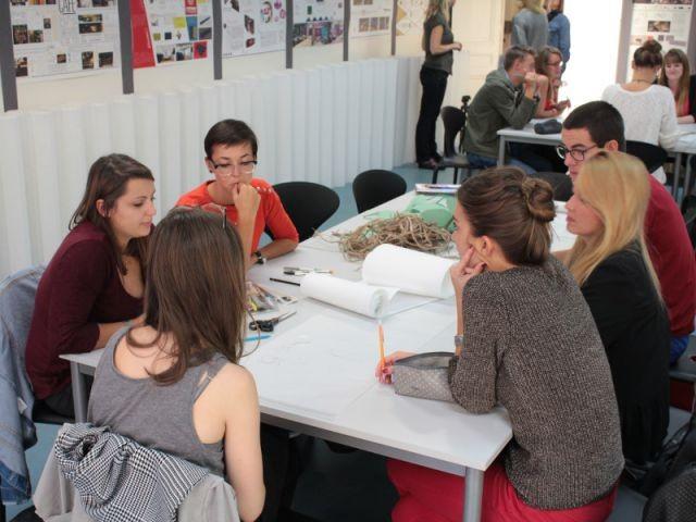 """Les concepts de café """"moofing"""" réalisés par des étudiants en architecture - Femmes de design"""
