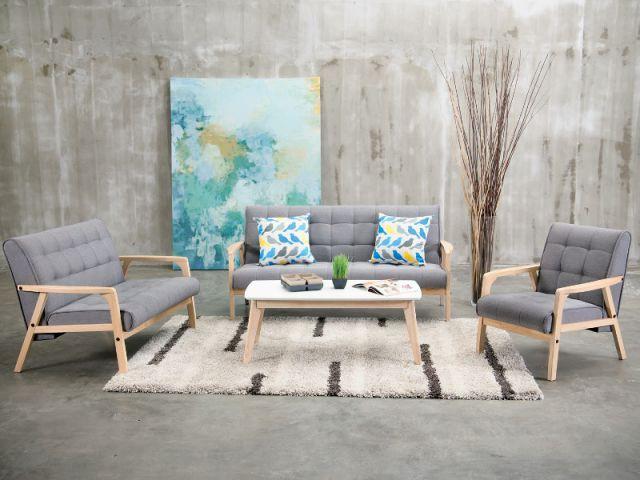 Un fauteuil à l'esprit scandinave  - Dix fauteuils pour embellir son salon